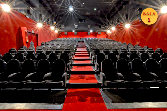Salas Cines Florida